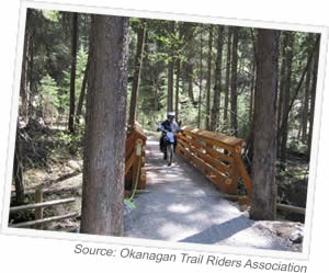 Ride responsibly - Okanagan Trail Riders Association